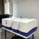 時間領域核磁気共鳴装置(TD-NMR, minispec mq20)